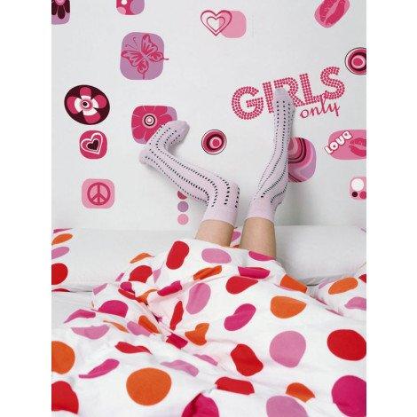 Muursticker Girls Only
