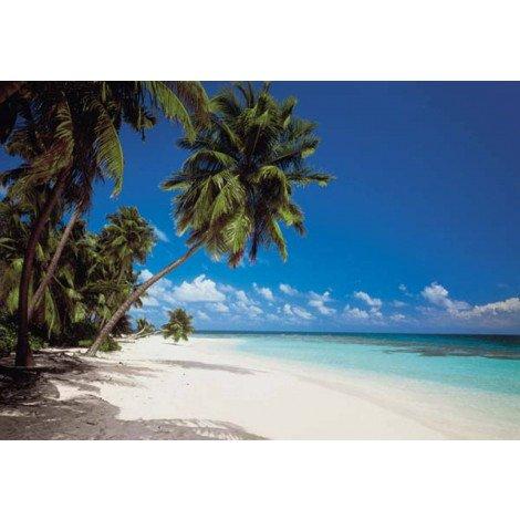 Fotobehang Maldives