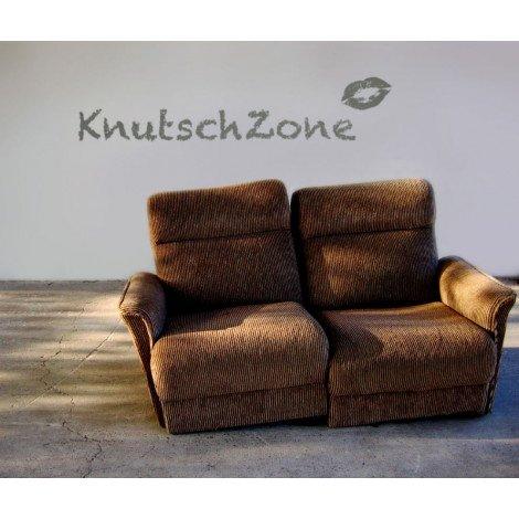 Muursticker Knutschzone