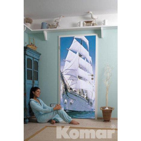 Fotobehang Sailing Boat