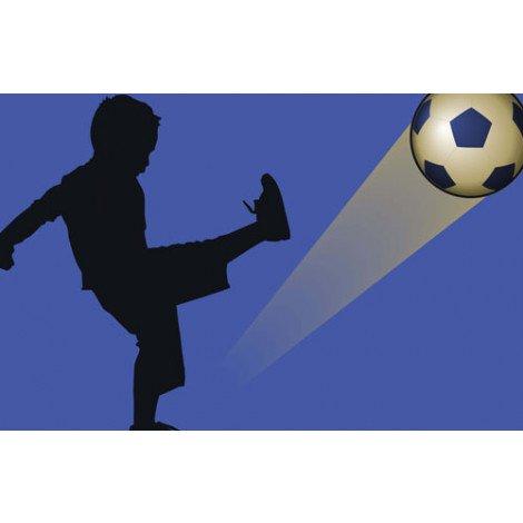 Fotobehang Voetbal 3