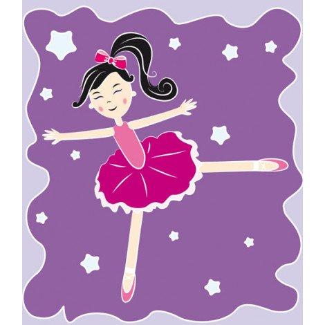 Fotobehang Ballet