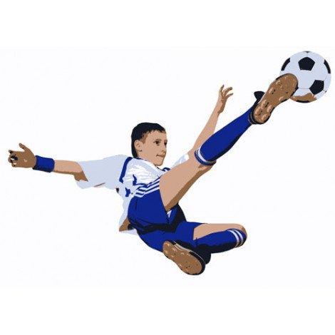Fotobehang Voetbal 2