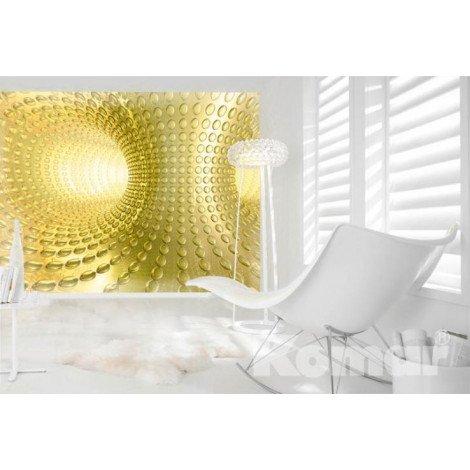 Fotobehang Golden Lounge