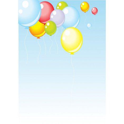 Fotobehang Ballonnen