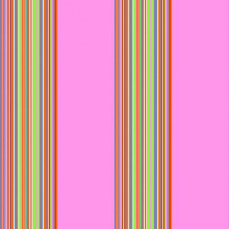 Fotobehang Stripes Roze