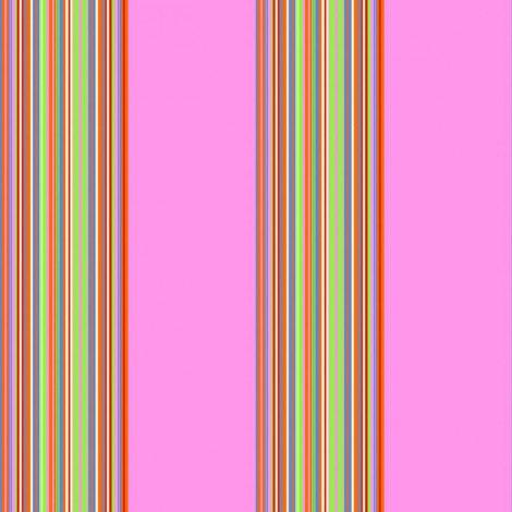 Fotobehang Stripes Roze