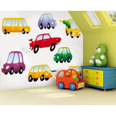 Fotobehang Dinky Cars