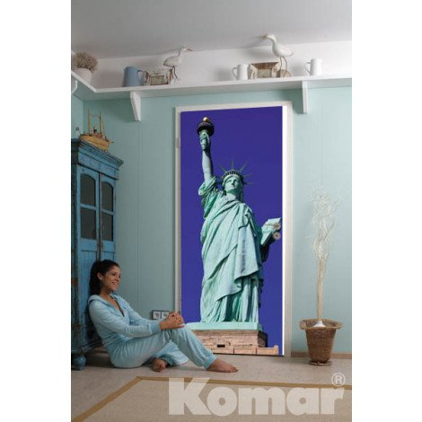 Fotobehang Statue of Liberty