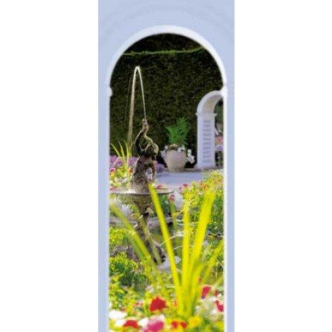 Fotobehang Najads Garden