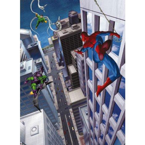 Fotobehang Spider-Man & Villains