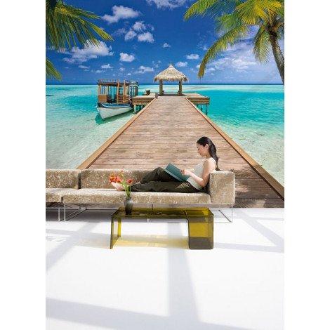 Fotobehang Beach Resort