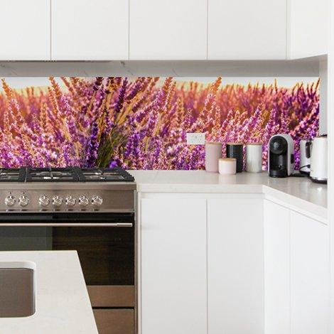 keuken behang