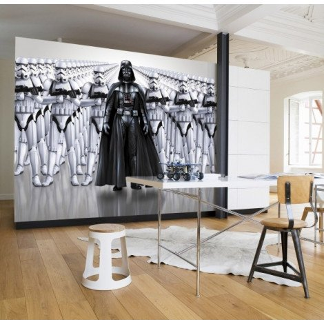 Fotobehang Star Wars Imperial Force