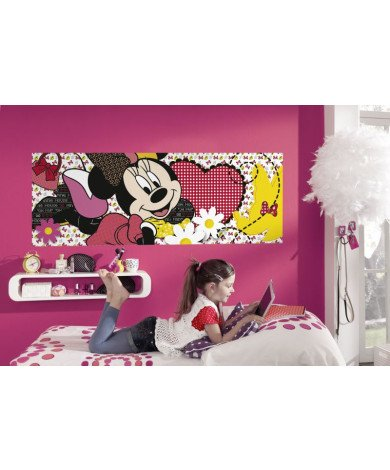 Fotobehang Minnie Dreaming