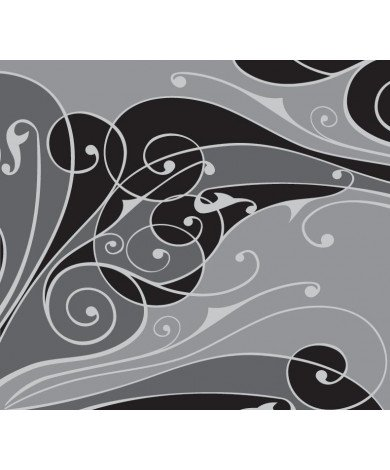 Fotobehang Curled Background