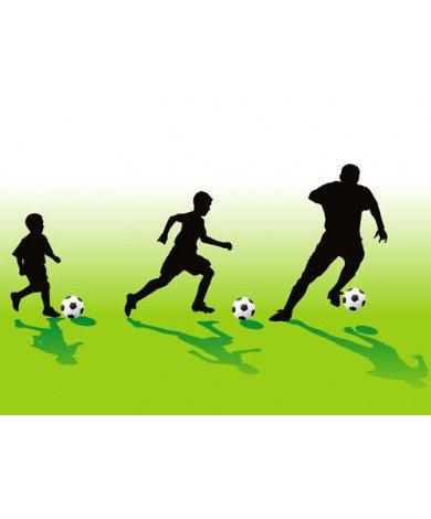 Fotobehang Voetbal 5