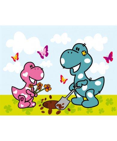 Fotobehang Dinosaur