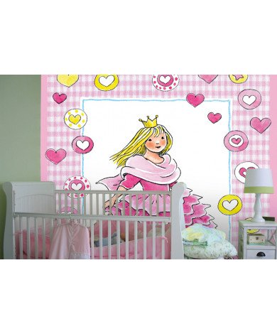 Fotobehang Lovely Princess