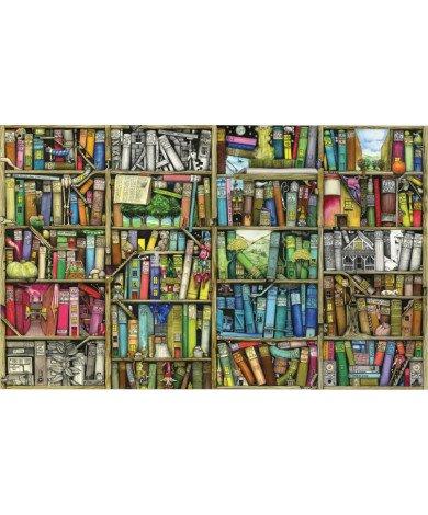 Fotobehang Bookshelf