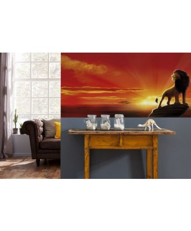 Fotobehang The Lion King