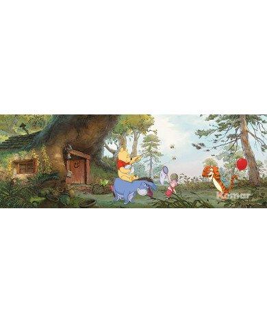 Fotobehang Winnie Poohs House