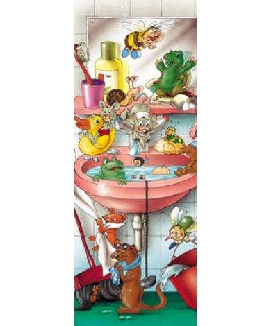 Fotobehang Bathroom