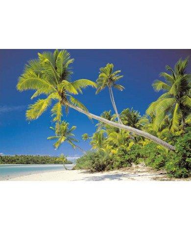 Fotobehang Cook Island