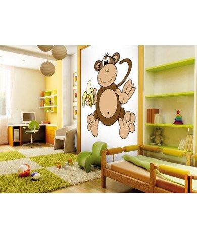 Fotobehang My Monkey