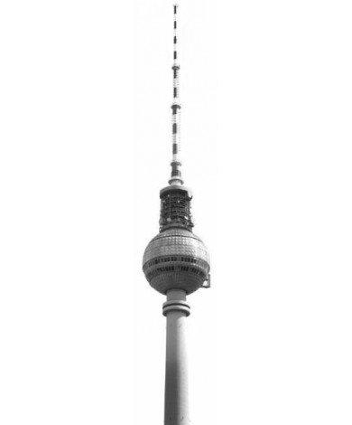 Fotobehang Fernsehturm