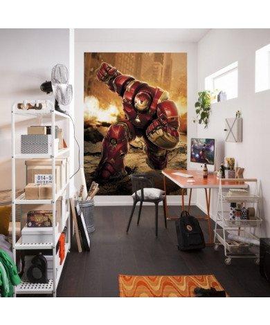 Fotobehang Avengers Hulkbuster