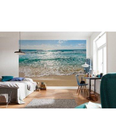 Fotobehang Seaside