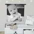 foto op wandkleed kinderkamer