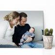 Foto op aluminium gezin interieur